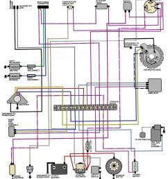 evinrude johnson outboard wiring diagrams mastertech marinev 4 85 hp motors [ 1200 x 1354 Pixel ]