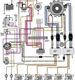 evinrude johnson outboard wiring diagrams mastertech marinev 6 motors 150 u0026 175 hp [ 1100 x 1276 Pixel ]