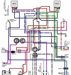 common outboard motor trim and tilt system wiring diagrams starter wiring diagram trim tilt 1987 [ 1100 x 1359 Pixel ]