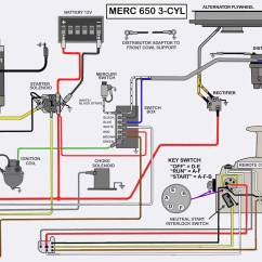 Wiring Diagram Yamaha Outboard Ignition Switch 2004 Ford Explorer 1979 Mercury 115 Harness All Data Moreover Color Code
