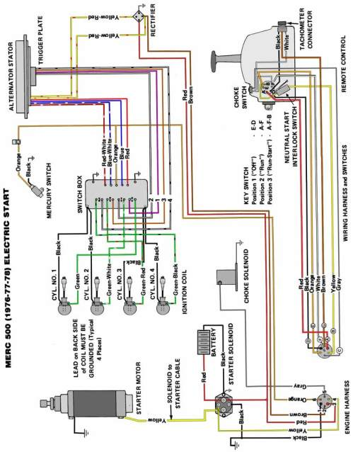 small resolution of wiring diagram for a 1971 mercury 115 just wiring data yamaha outboard tachometer wiring 1991 yamaha