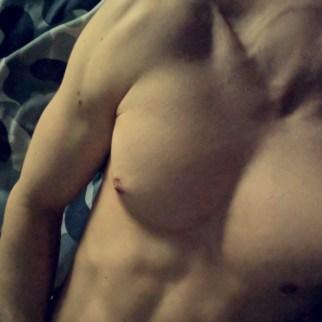 Body in bed