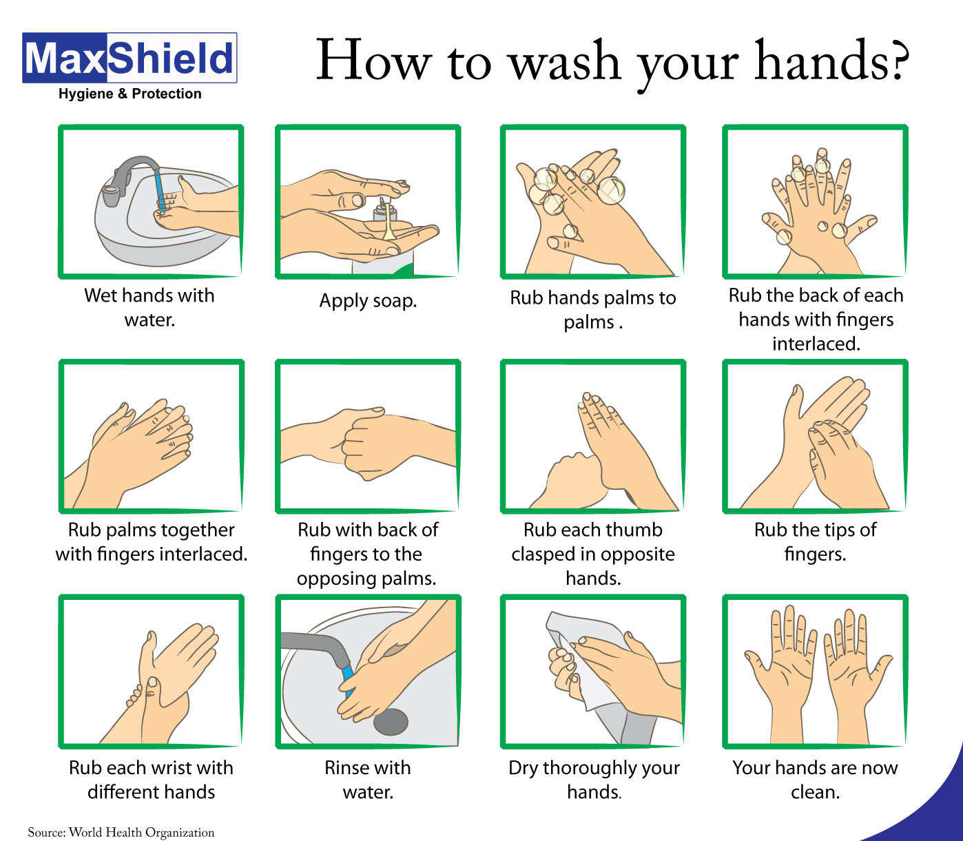 Protect Yourself Wash Your Hands