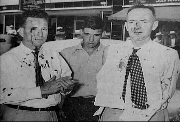 Anti-Gambling Movement Leaders in 1952 Phenix City