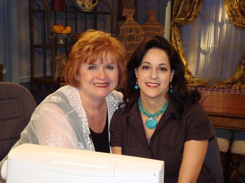 Martha Pullen & Kathy Barnard