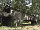 Kymulga Covered Bridge – Childersburg, Alabama
