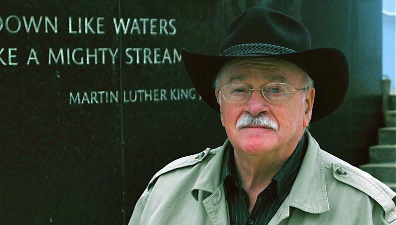 Author Wayne Greenhaw