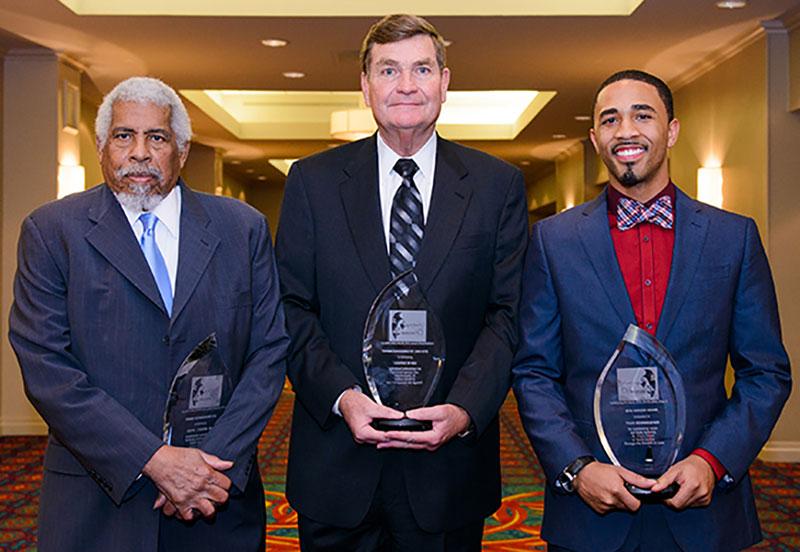 2015 Realizing the Dream Award winners at the University of Alabama