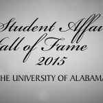 UA Student Affairs Hall of Fame 2015