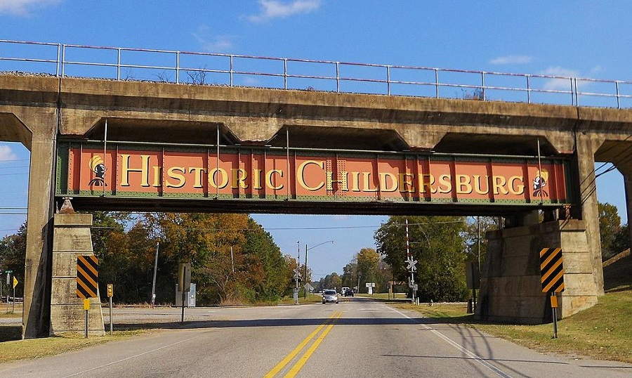 Boom Town Chronicled Childersburg, AL WWII Growth