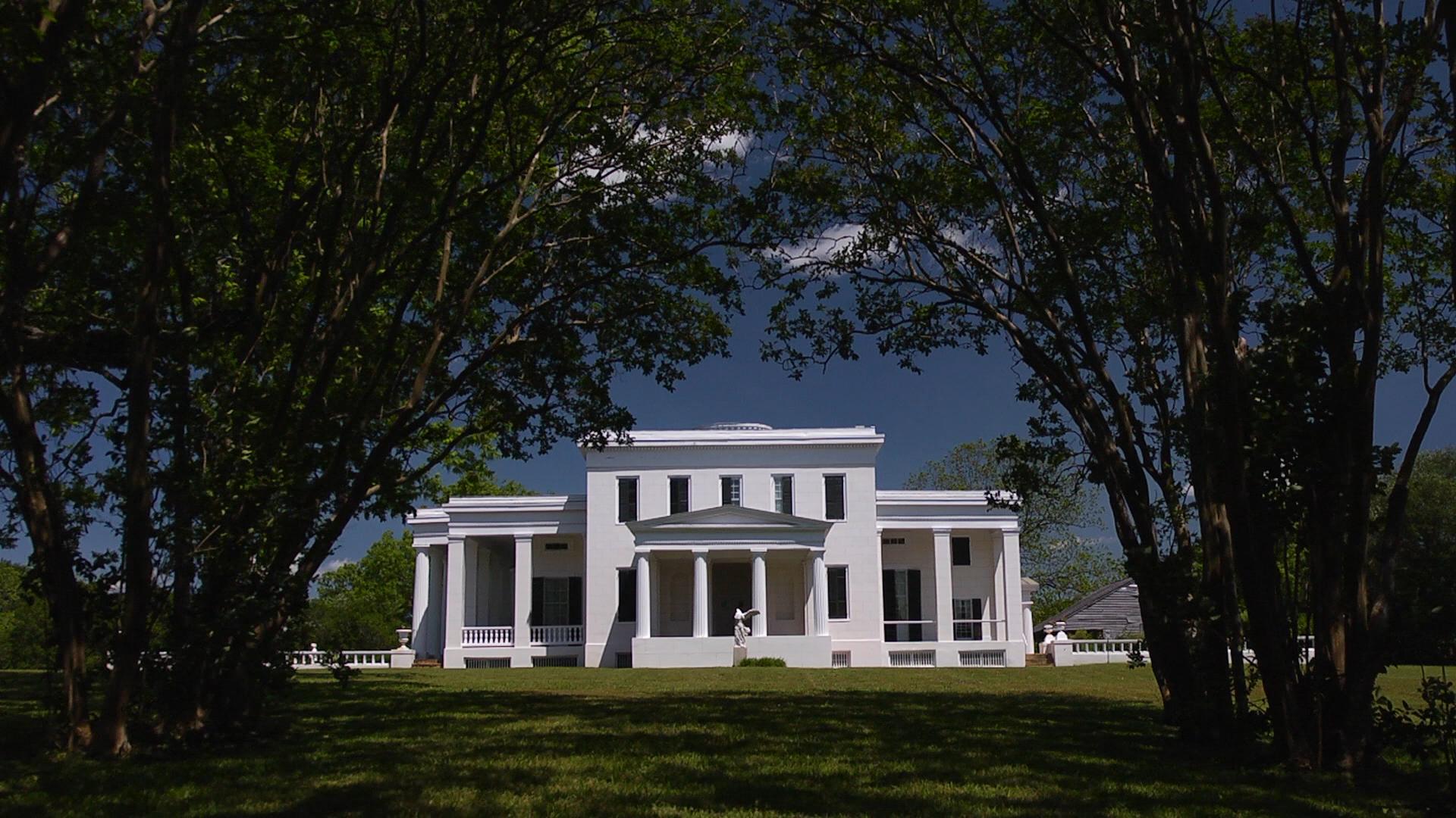 Gaineswood in Demopolis, Alabama