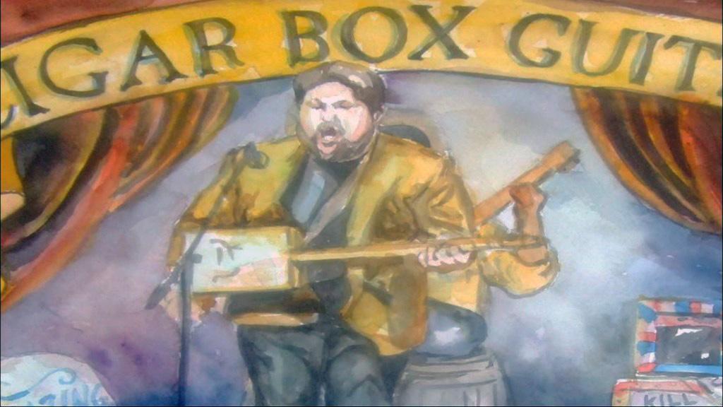 Songs Inside The Box, the Cigar Box Guitar Documentary