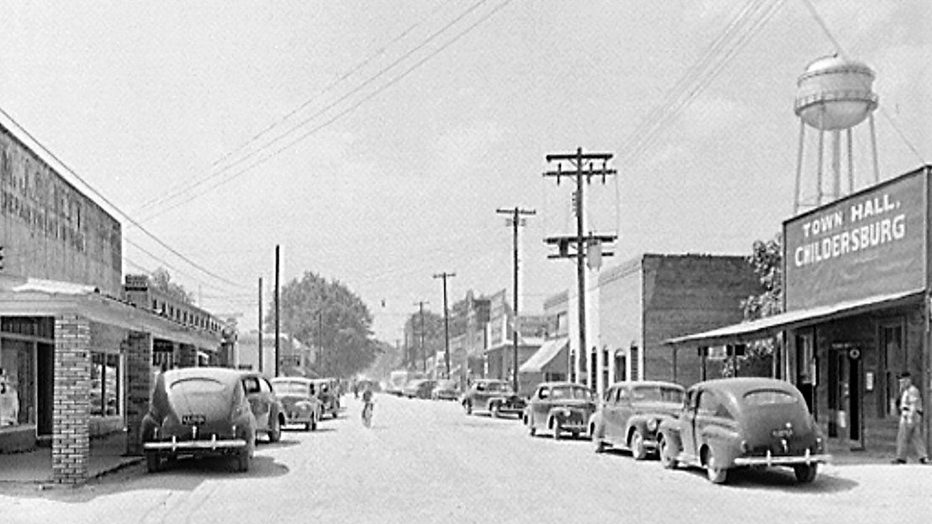 Childersburg-1942