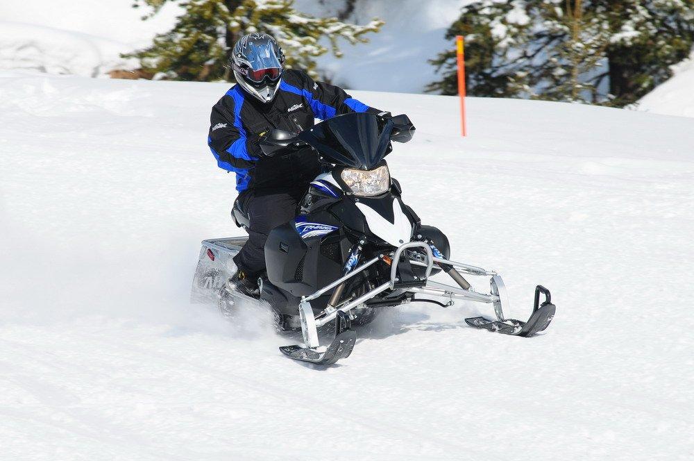 Front Shocks Snowmobile