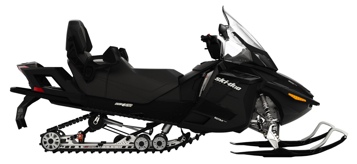 800 Sp 2014 154 Doo Summit Ski Black