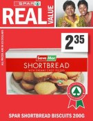 spar zimbabwe short bread real value