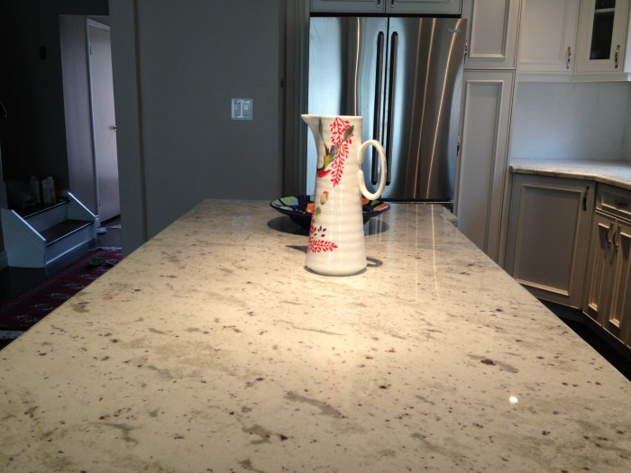 countertops kitchen wall fan royal white - maxspace stone works