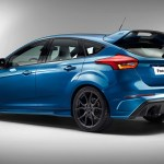 2016 Ford Focus RS Horsepower Increase