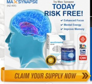 Maxsynapse for vitamins for the brain