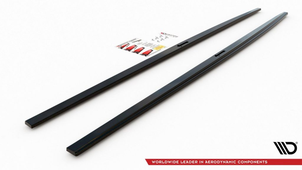 SIDE SKIRTS DIFFUSERS AUDI S7 C8/ A7 S-LINE C8 SPORTBACK
