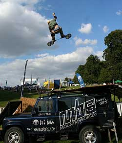 MBS Pro Ramp Show to attend East Anglian Game Fair