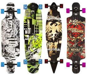 2012 Never Summer Longboards Online