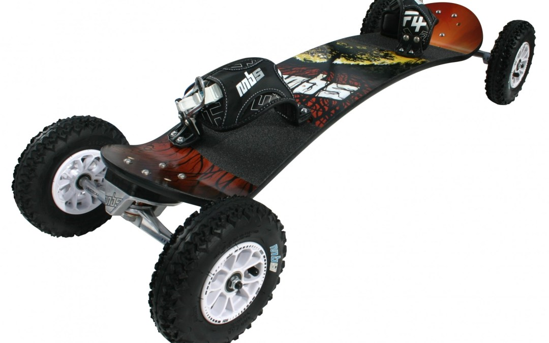 2012 MBS Mountainboard Range Launches