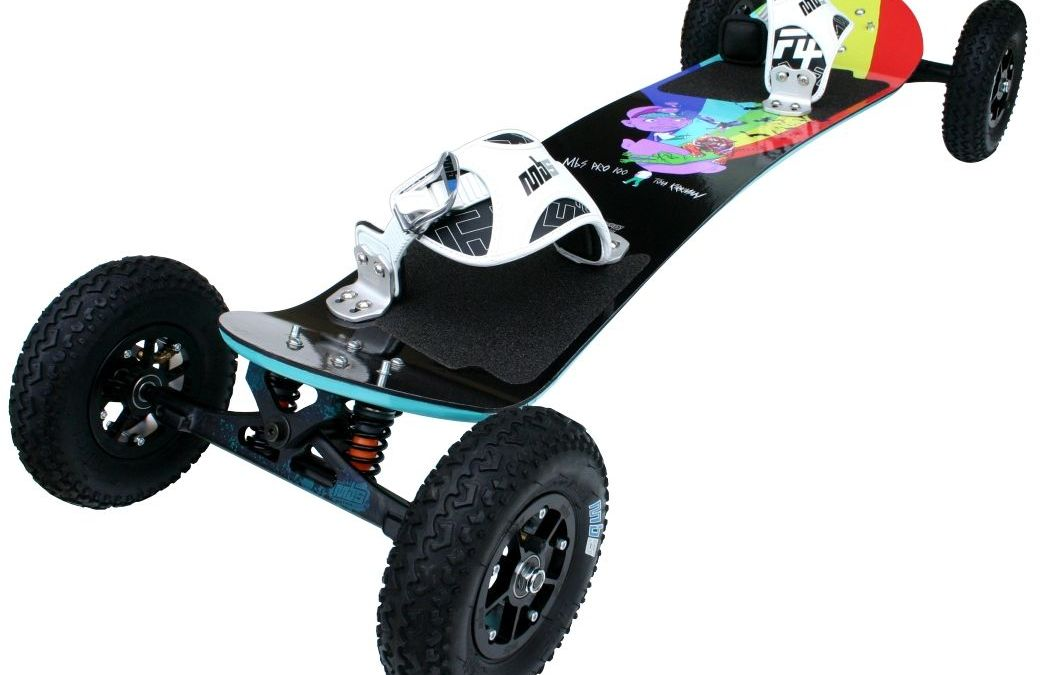 MBS Release 2012 Tom Kirkman Signature model mountainboard