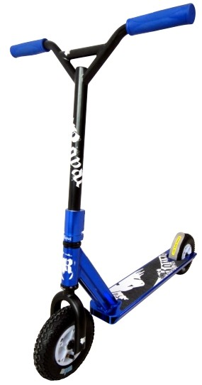 Royal Scooters Launch Scout XT Dirt Scooter