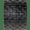 13401-MBSAllTerrainLongboardWheel-Single-TreadView-Black