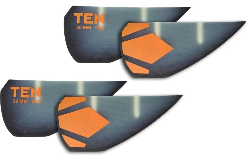 TEN Kiteboarding - G10 Fins