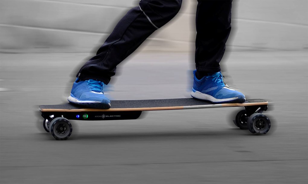 ATOM ELECTRIC LONGBOARDS