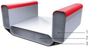 BIC Kayak Yakkair Full HP Technology