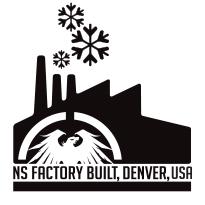 Never Summer Factory Built