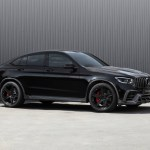 Mercedes Amg Glc 63 S Coupe With Inferno Body Kit Is A Real Killer Maxtuncars