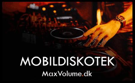 Mobildiskotek MaxVolume ApS DK107103158