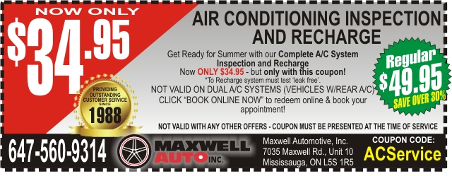 Home Air Conditioning Brampton