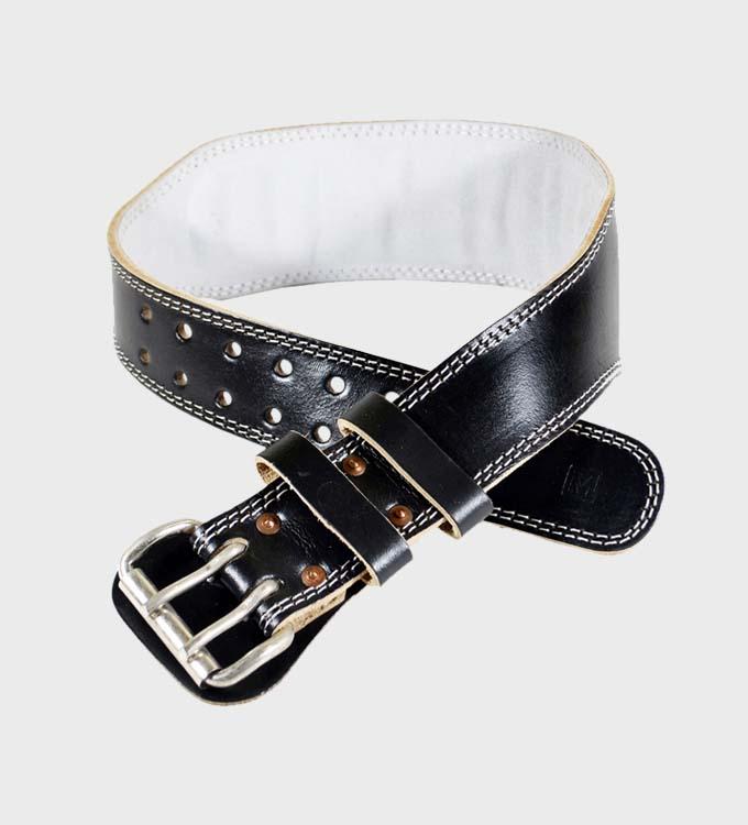 Weighlifting belt black