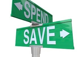 how to save , spending money