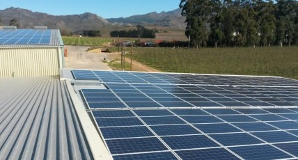 250 kWp by RED Ad Roux