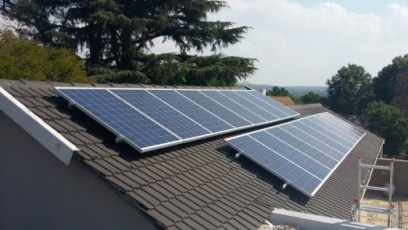 3 kWp by GES in Johannesburg
