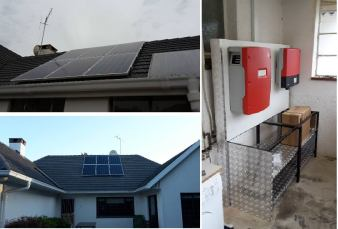 5 kWp in Somerset West