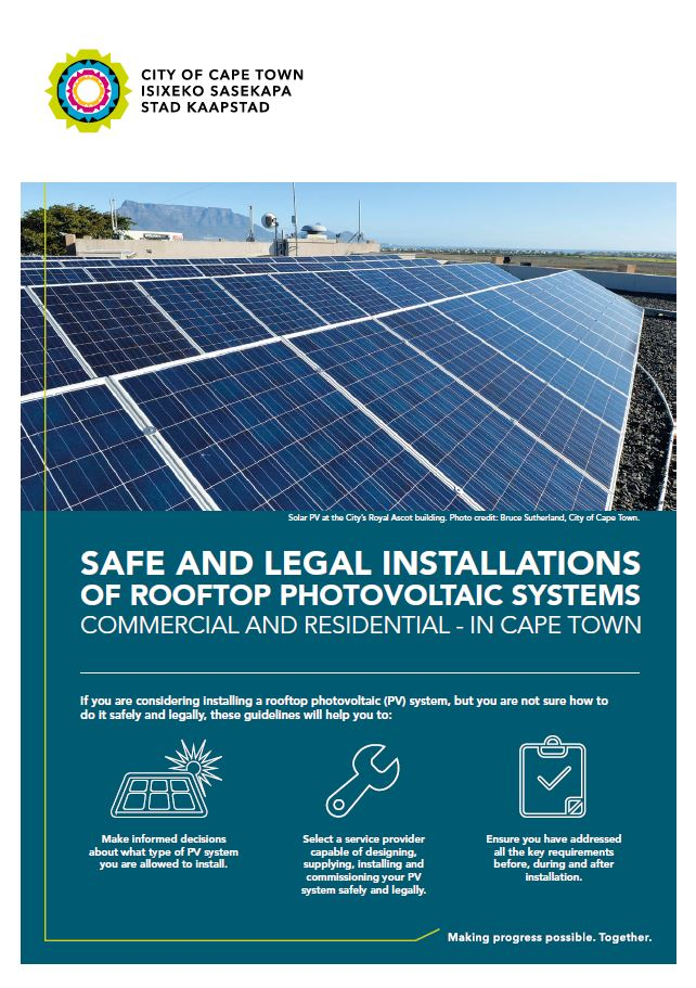 Think Safe and Legal PV installation systems! | maxx - solar & energy