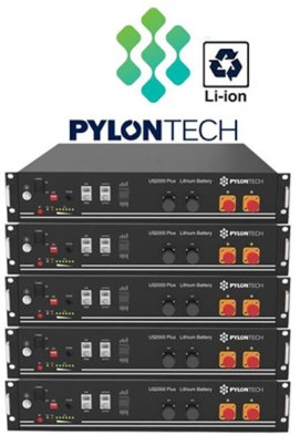 Pylontech lithium battery
