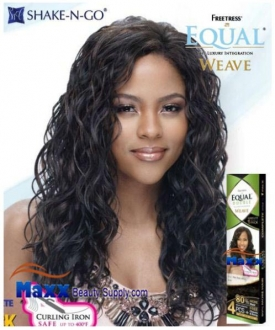 freetress equal double weave synthetic hair iconic wave 4pc 17 99 maxxbeautysupply