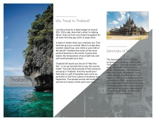 Trifold Thailand Brochure pg 2