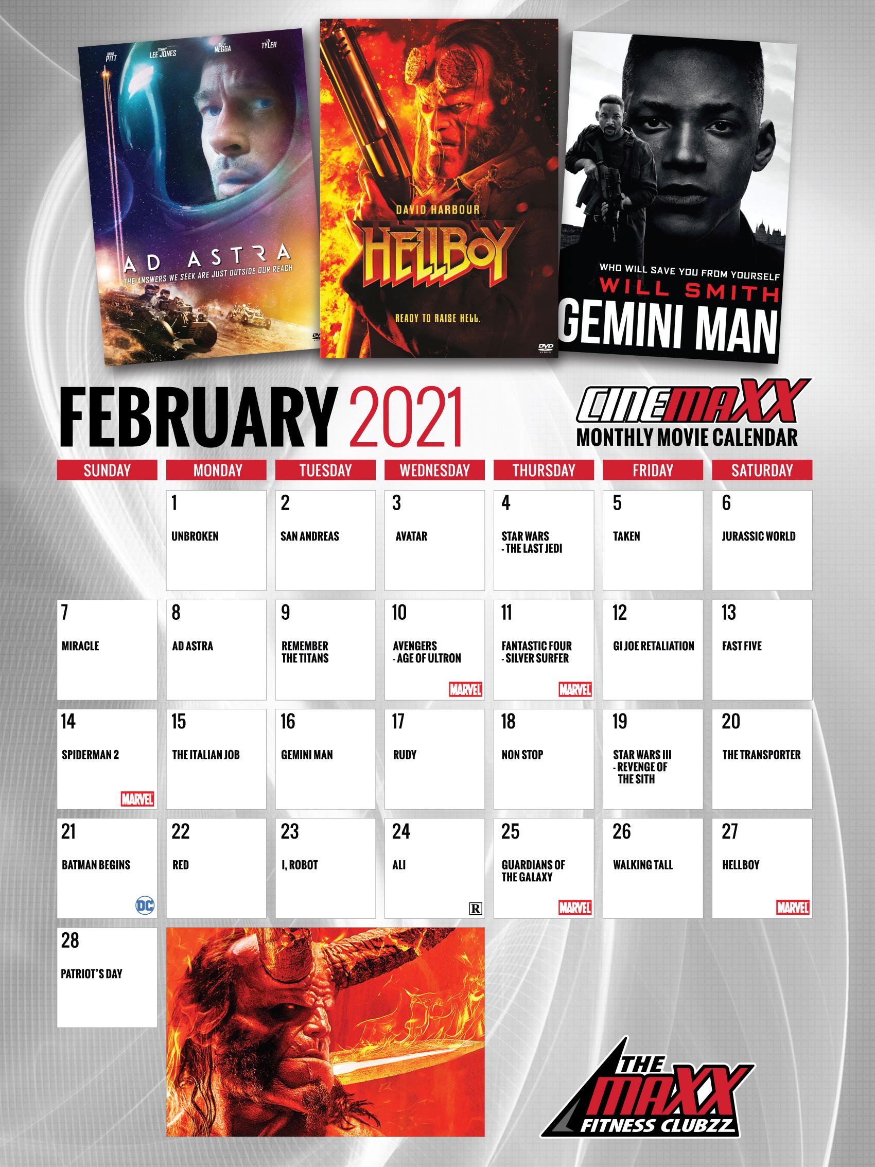 Maxx Fitness Saucon Valley : fitness, saucon, valley, Cinemaxx, Movie, Theater, Fitness, Clubzz
