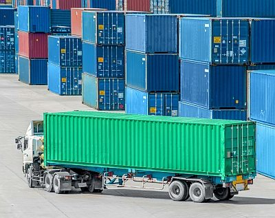 Real Time Container Tracking