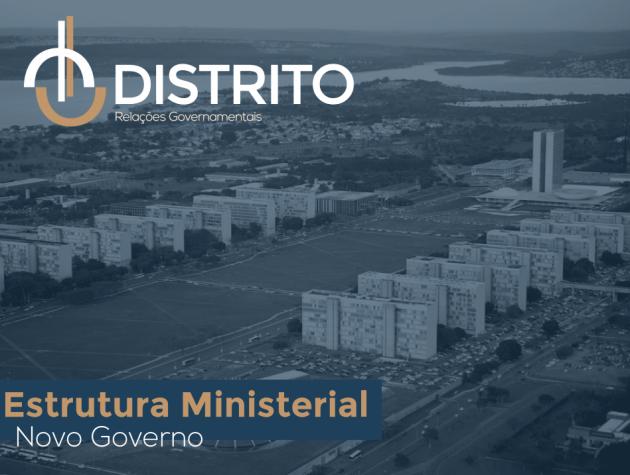 Nova Estrutura Ministerial do Governo Bolsonaro