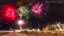 Australia Day Fireworks Cronulla